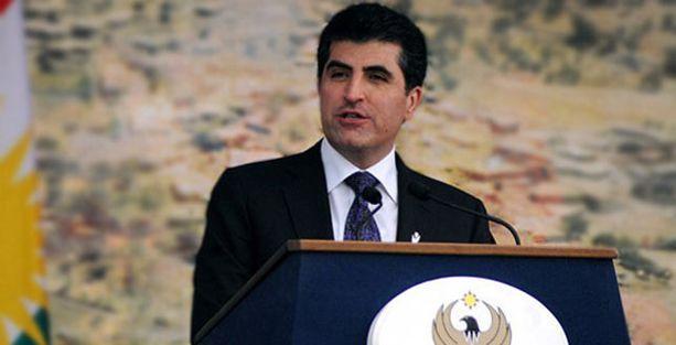 Barzani bugün Türkiye'de