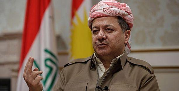 Barzani'den Kobani çağrısı