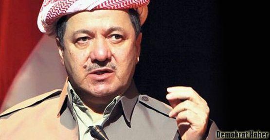 Barzani'den 'Kürdistani bölgeler tanımı' kararı