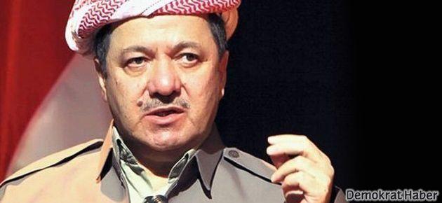 Barzani'den 'ulusal kongre' açıklaması