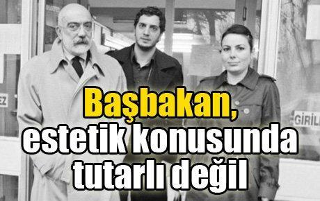 Başbakan Ahmet Altan'ı yargıladı