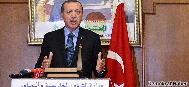 Başbakan: Demokrasi sandıktan geçer!