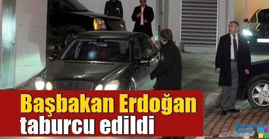 Başbakan Erdoğan taburcu edildi