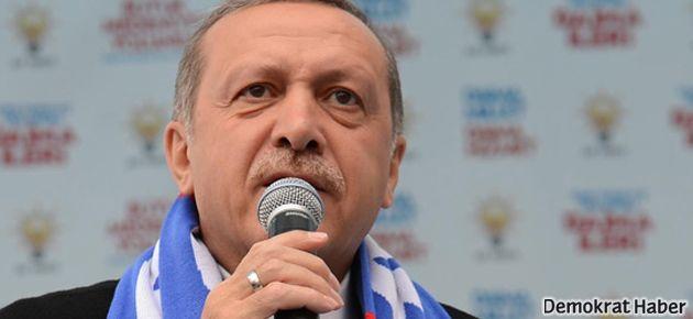 Başbakan Erdoğan'ın kısık sesi güldürdü