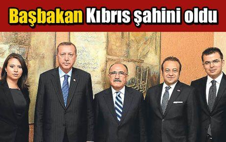 Başbakan Kıbrıs şahini oldu