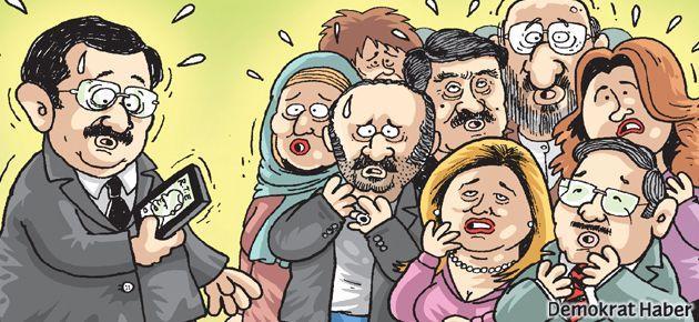Başbakan ve Akiller Gırgır'da