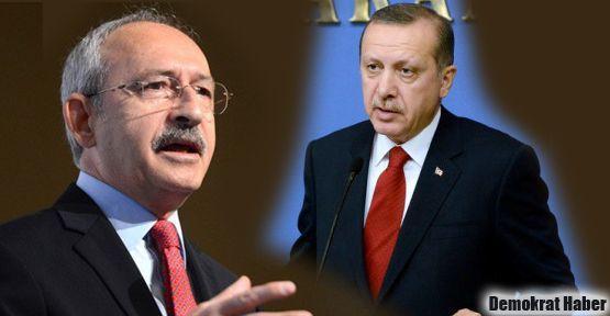 Başbakan ve Kılıçdaroğlu'ndan milliyetçilik atışması