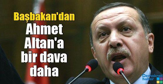Başbakan'dan Ahmet Altan'a bir dava daha