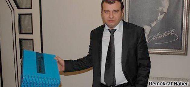 Başbakanı protesto eden avukatın bürosuna baskın