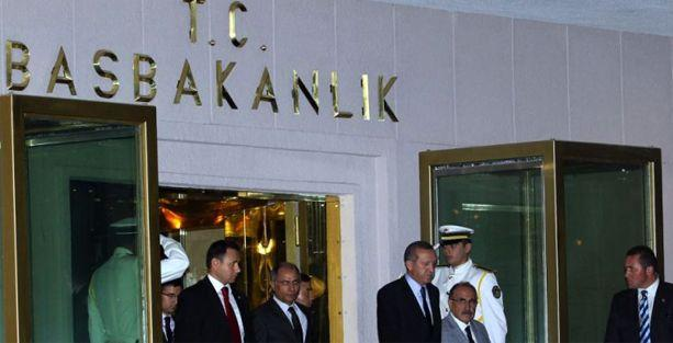 Başbakanlık'ta HDP'li vekiller ile çözüm süreci toplantısı