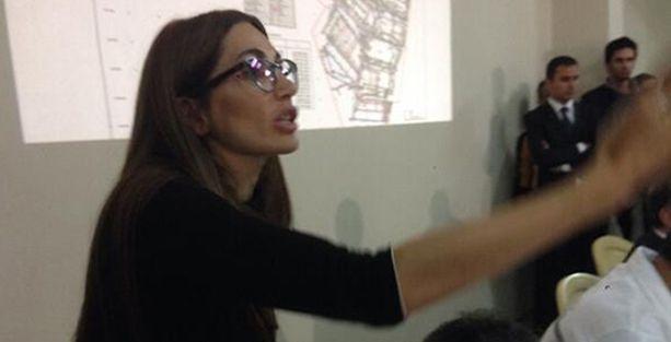 Basın toplantısında gazetecilere kızan Sema Demiral kim?