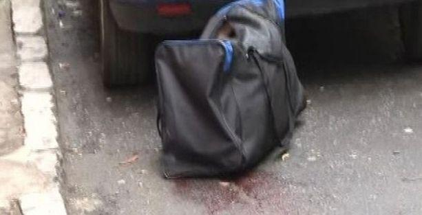 Bavul içinde parçalanmış ceset bulundu!