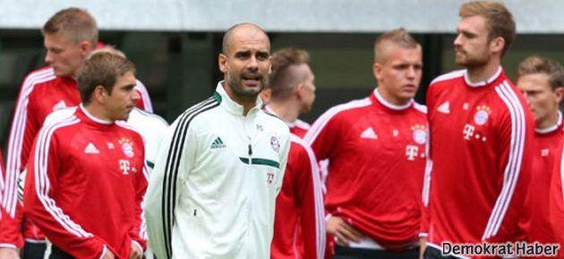 Bayern Münih'te 'köstebek' paniği