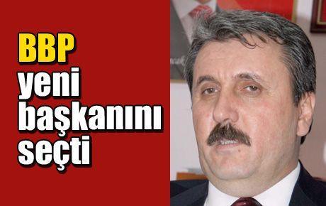BBP yeni başkanını seçti