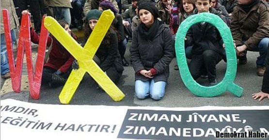 BDP: Anadil yasağı insanlık suçudur
