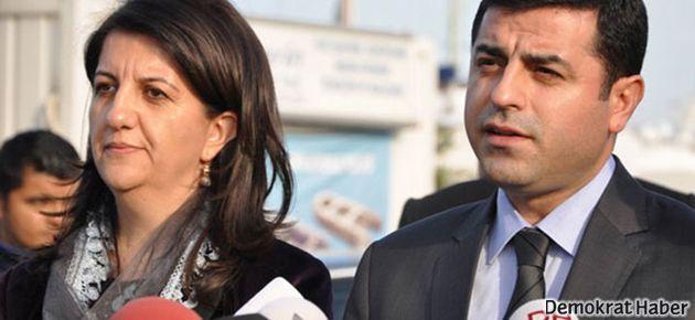 BDP heyeti ve PKK Kandil'de buluştu