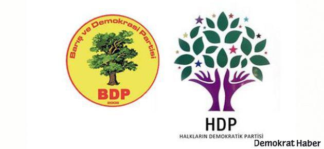 BDP, HDP'ye katılma kararı aldı
