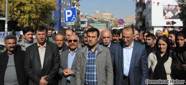 BDP idamlara karşı İran sınırına yürüyecek