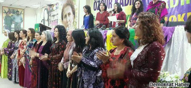 BDP, kadın belediye başkan adaylarını açıkladı