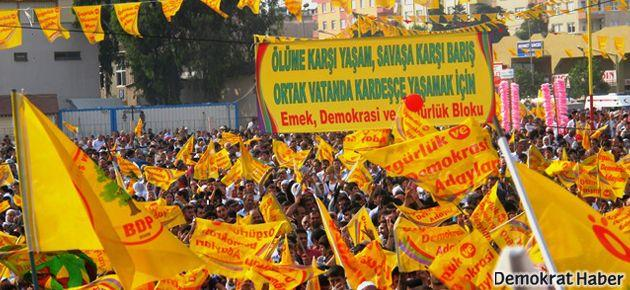 BDP, Mersin'de hangi partiyle seçimlere girecek?