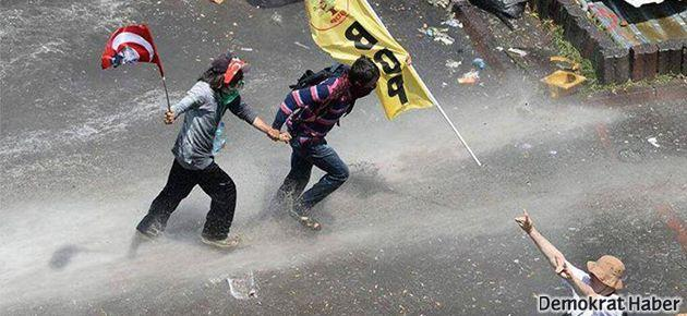 BDP, MHP ve CHP: Gezi'de aynı gemide