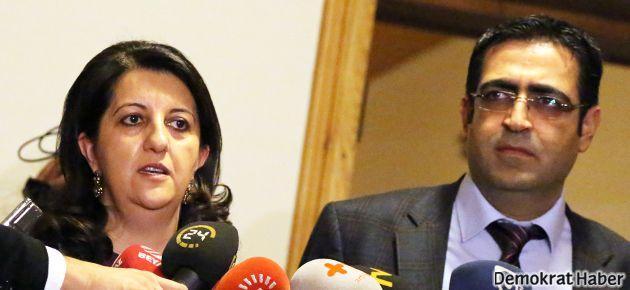 BDP Öcalan'ın önerilerini açıkladı