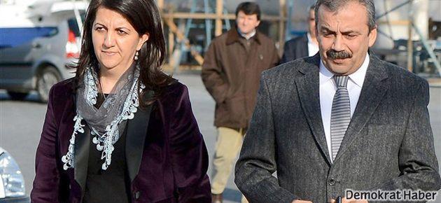 BDP ve HDP heyeti, Bozdağ ve Çiçek ile görüşecek