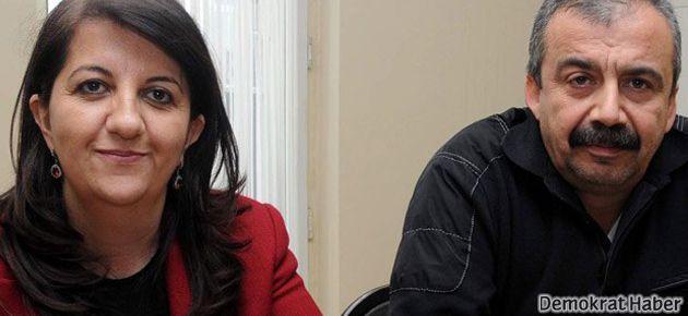 BDP ve HDP heyeti Efkan Ala'yı ziyaret etti