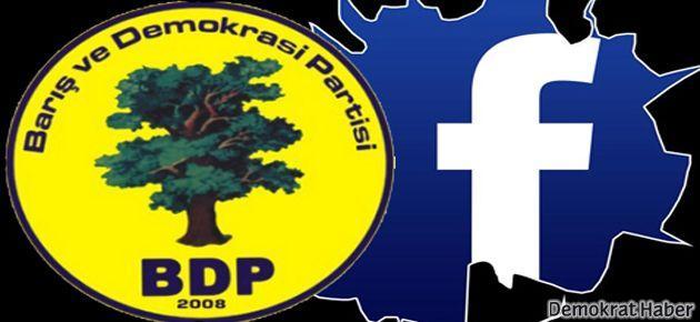BDP'den Facebook'a karşı kampanya