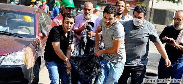 BDP'den Mısır'daki müdahaleye sert tepki