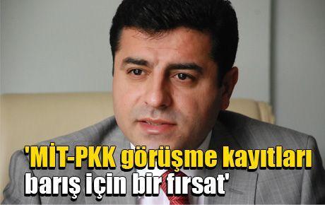 BDP'den PKK-MİT görüşmesi yorumu