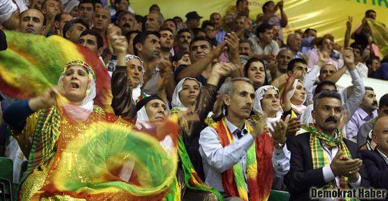 BDP'den tutuklamalar nedeniyle olağanüstü kongre