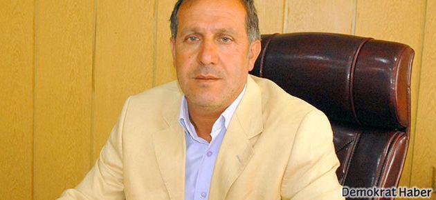 BDP'li belediye başkanına dayak