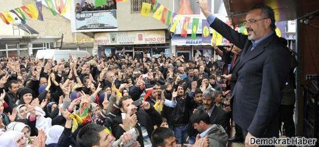 BDP'li Sakık: Polise, askere gidin oy isteyin!