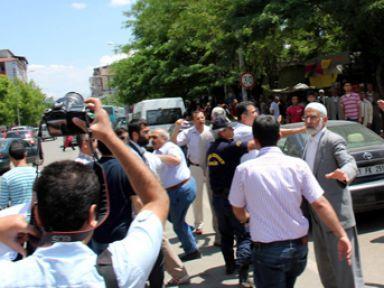 BDP'li vekile saldırı