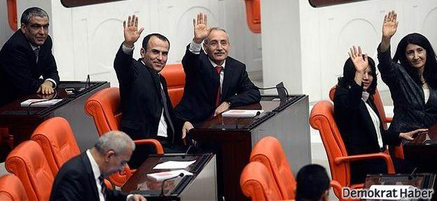 BDP'li vekiller HDP yolunda mı?