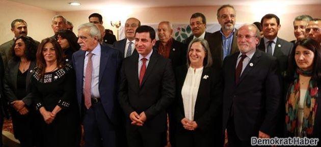 BDP'liler artık HDP'li