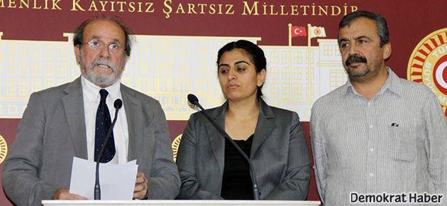 BDP'lilerden HDP istifası