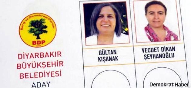 BDP'nin Diyarbakır adayları belli oldu
