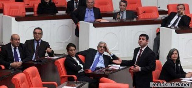 BDP'nin Meclis karnesi