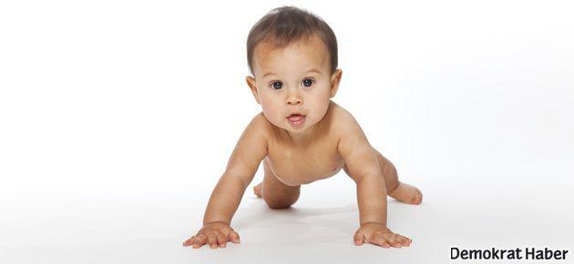 Bebeklerde yürüme becerisi