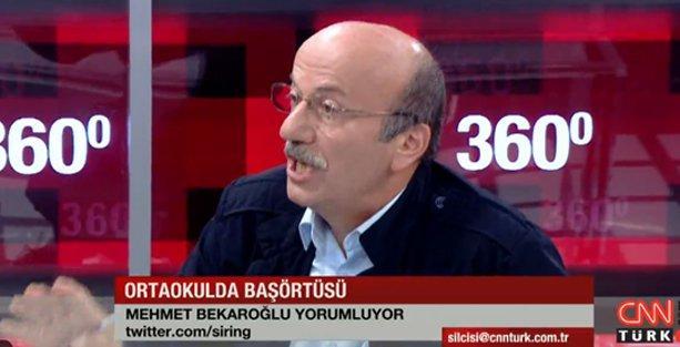 Bekaroğlu: CHP bir daha başörtüsü tartışmasının içinde olmayacak