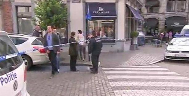 Belçika'da Musevi Müzesi'ne saldırı: 3 ölü