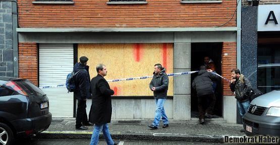 Belçika'daki Kürt Kültür Derneği kundaklandı