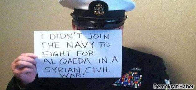 'Ben orduya bunun için katılmadım' kampanyası