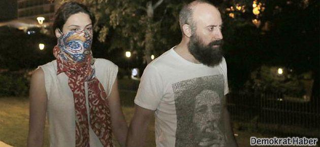 Bergüzal Korel'den AKP'lilerin o pankartına cevap