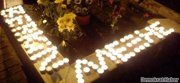Berkin Elvan, Alexis'in öldürüldüğü yerde anıldı