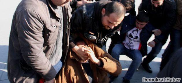'Berkin için adalet' eylemine müdahale: 11 gözaltı
