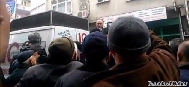 Berkin'in mahallesinde Topbaş'a protesto