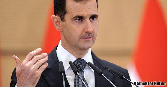 Beşar Esad: Mezhepçiliği bizi kopardı
